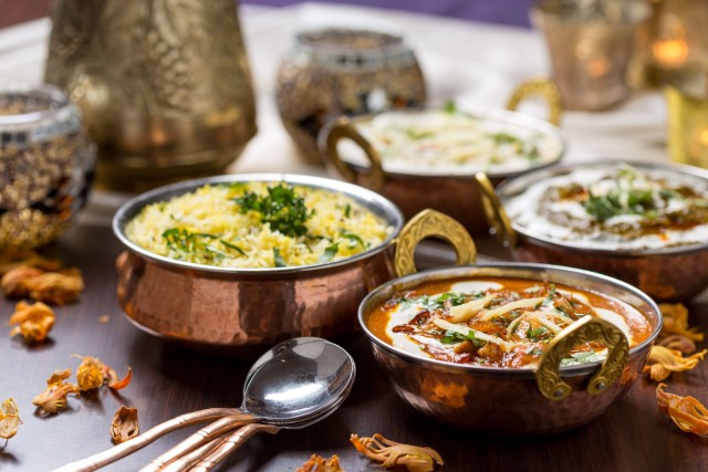 Great Escape Publishing's India Travel Writing Expedition - food