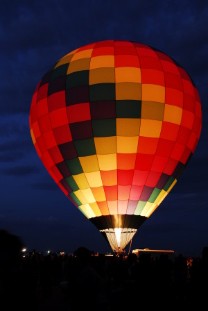 ABQ Balloon Fiesta Photography Expedition - Rosemary Findley