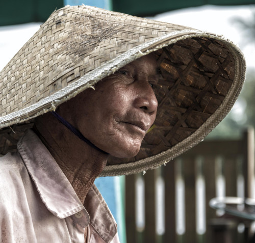 Vietnam Photography Expedition - people photos - Fisherman - Terry Granger