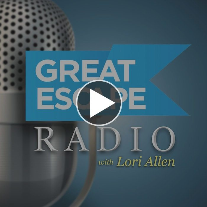 Great Escape Radio: Episode 173: Triple Threat: Travel writing, photography, and video are a perfect trio for earning a side income