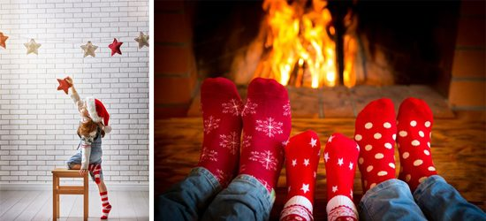 Holiday themed stock photos