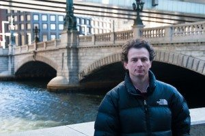 travel writer Mark Andrews