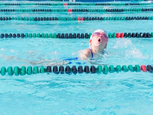 Whether you're trying to improve at swimming, photography or any other area in life, it's those that jump in fastest and just get on with it that are most successful. The rest can be figured out later...