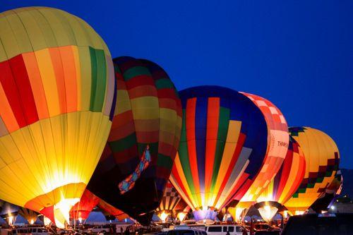 New Mexico Balloon Fiesta Photography Expedition