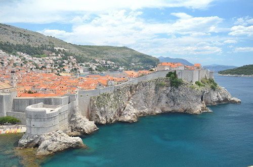 Dubrovnik, Croatia is the stuff of bucket list dreams... a place to indulge Game of Thrones fans
