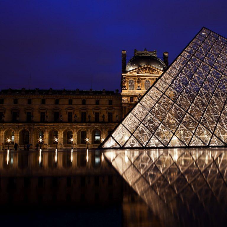 Lourve Paris France