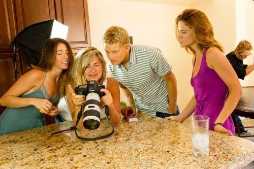 Deborah Kolb enjoys the variety her photography career offers