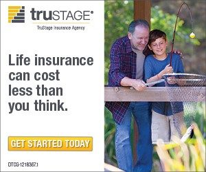 Deborah Kolb shot the photo used in this insurance company ad