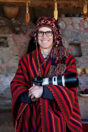 Efrain gets to travel the world (and get paid) as a full-time photographer