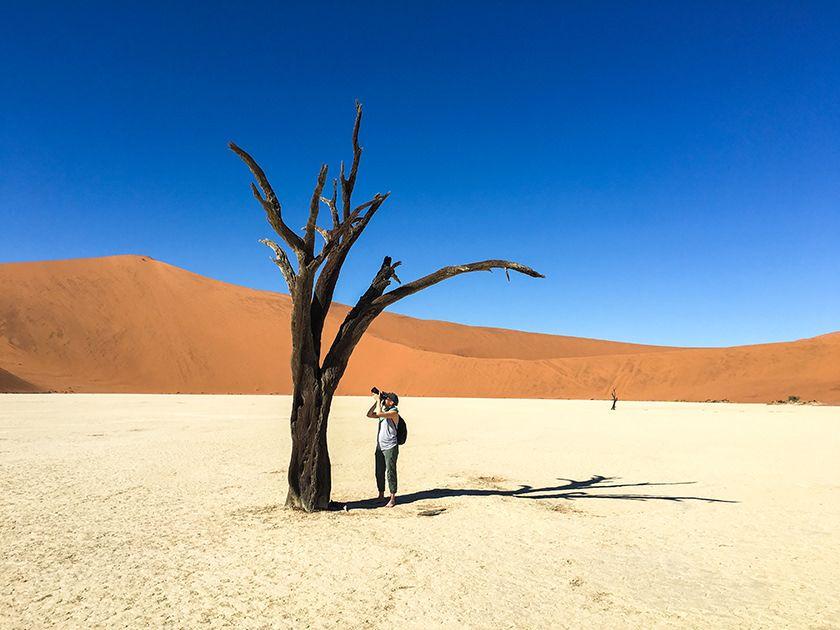 Namibia Lori Allen scenery