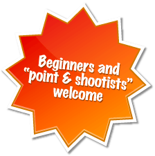 beginners welcome banner
