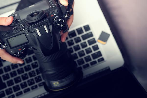 Stock photo tools