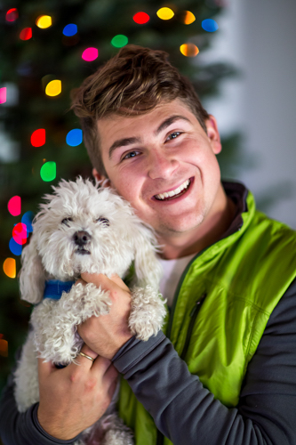Taking Christmas images like this will sell all year on stock sites