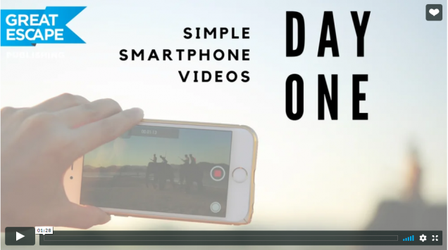 Make Simple Videos (In 2 Minutes) On Your Smartphone