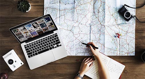 5 Tips to Build Success as a Travel Writer