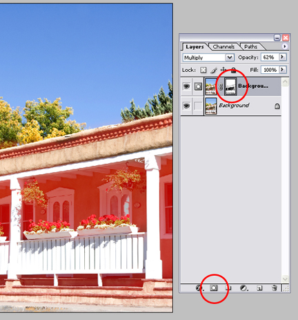 Correct Over-exposed Photos in Photoshop
