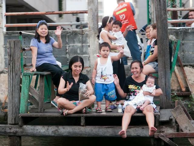 Thai People Smile