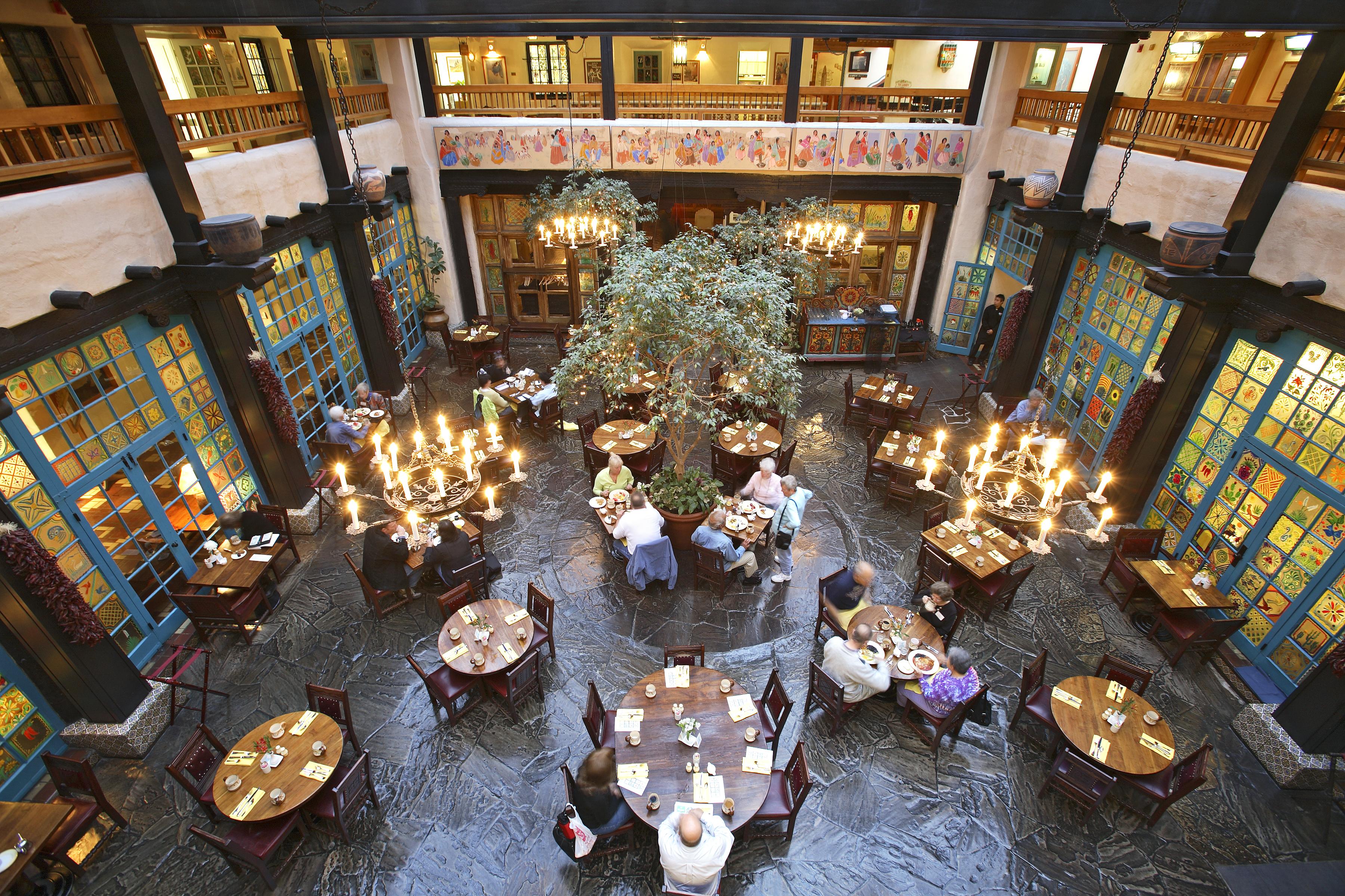 Resultado de imagen de hotel la fonda santa fe