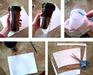 fun photo project how to add a photo to a coffee mug. Black Bedroom Furniture Sets. Home Design Ideas